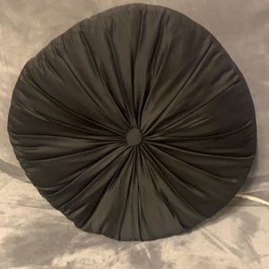 Black Decorative Pillows set of 2